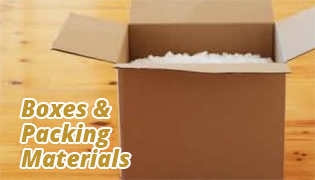 Boxing and Packing materials